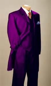 Purple Zoot Suit