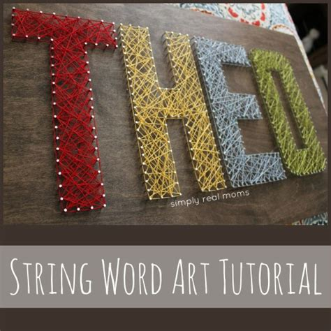 dog inspired string art   perfect craft  people