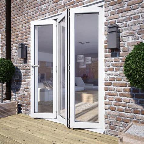 white bifold doors premdor white bi fold external folding doors q doors