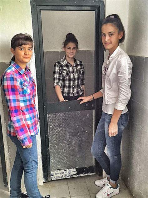 schools with coed bathrooms teresa school bathroom project albania water