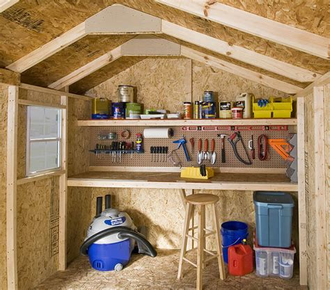 Storage Shed Plans 8x12 by Turn Your Shed Into A Guard Shack