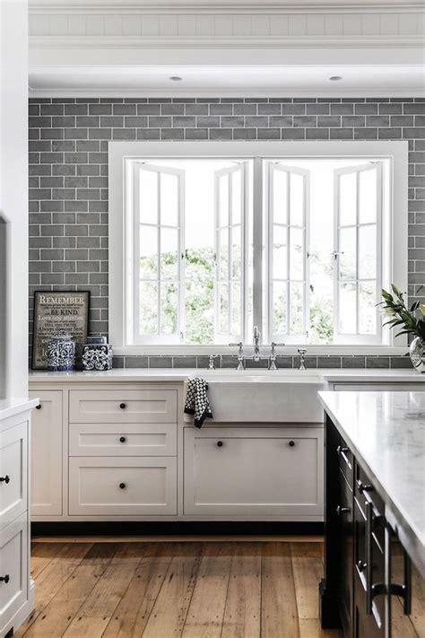 grey kitchen cabinets best 25 subway tile bathrooms ideas on grey 6439