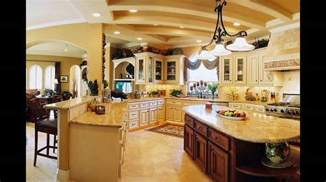 Ideas For Kitchen Islands In Small Kitchens - beautiful kitchen designs youtube