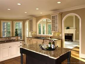kitchen island color ideas pictures of kitchens traditional white antique kitchen cabinets page 4