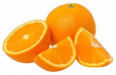 Orange Fruit California Vigon Pieces