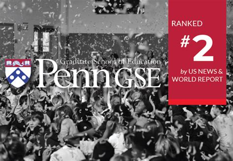 penn gse ranked reaching heights news world report
