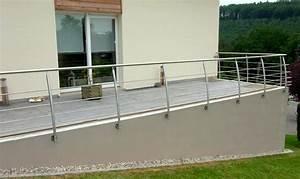 Garde corps de terrasse Metal Concept escalier, ferronnerie d'art alsace, ferronnier strasbourg