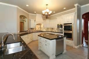 types of backsplashes for kitchen types of granite kitchen traditional with subway tile backsplash mounted pot fillers