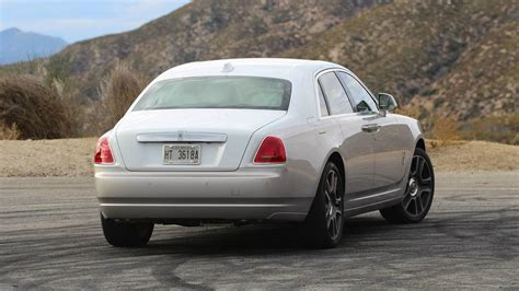 Review Rolls Royce Ghost by 2018 Rolls Royce Ghost Review Motor1 Photos