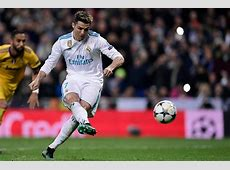 UCL Real Madrid Survive Juventus Scare To Reach Semis