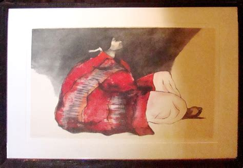 large  colorful rc gorman lithograph signed numbered modernism