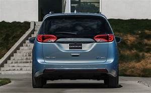 2017 chrysler pacifica touring first test review car and With chrysler pacifica hybrid invoice price