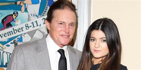 Kylie Jenner Sends Her Dad Bruce Jenner Support Through Instagram