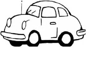 Car Line Drawing Clip Art