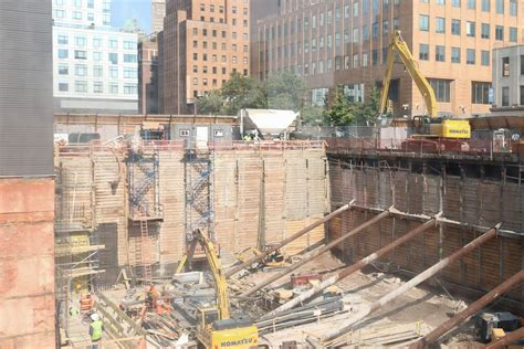 Downtown Brooklyn Final City Point Tower Starts