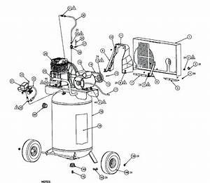 Kobalt Kla1883054  U0026 215921 Air Compressor Parts