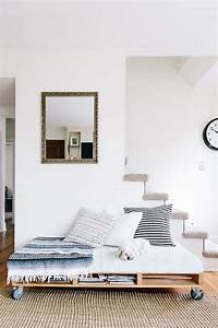 meuble en palette 34 idees fraiches de diy deco naturelle With tapis chambre bébé avec palette de maquillage fleur