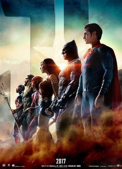 Justice League Resolution Movies