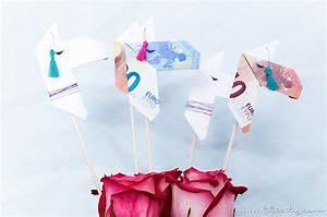 Idee Geldgeschenk Hochzeit : kreative geldgeschenke origami lamas aus geldscheinen falten diy blog aus dem ~ Eleganceandgraceweddings.com Haus und Dekorationen
