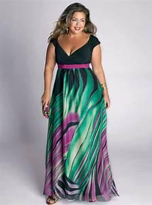 Plus Size Dresses - Memory Dress