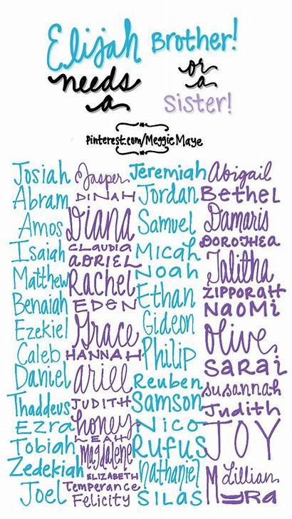 Names Bible Boys Biblical Boy Elijah Unique