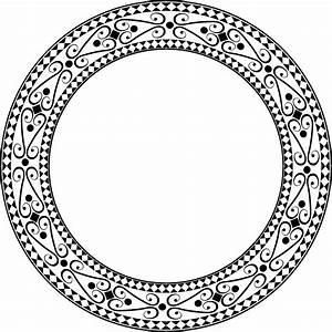 Decorative Circle Png | www.pixshark.com - Images ...