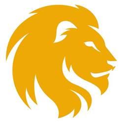 Lion Head Logo Transparent
