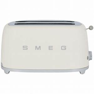 Smeg Toaster Creme : smeg tsf02cruk cream 1500w retro 4 slice toaster ~ A.2002-acura-tl-radio.info Haus und Dekorationen