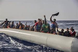 Spanish rescue boat saves 60 migrants off Libyan coast ...