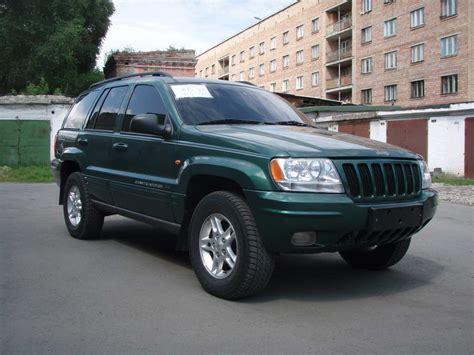 cherokee jeep 2000 used 2000 jeep grand cherokee photos 3100cc diesel