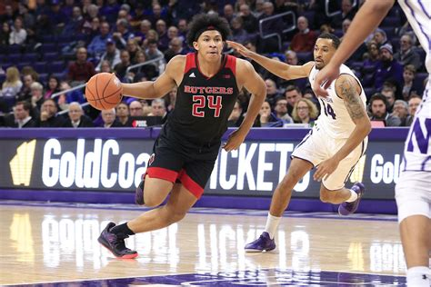 rutgers mens basketball game preview    drexel