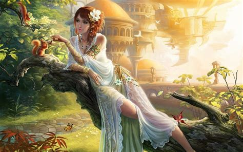 Beautiful Animated Fairies Wallpapers - animated wallpaper 57 images