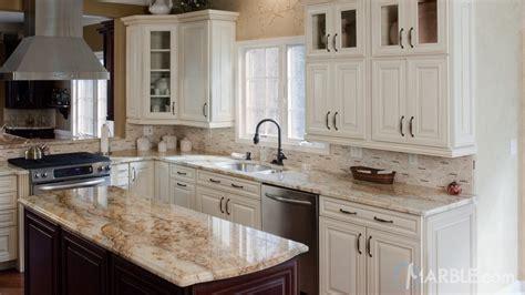 Atlantis Granite Kitchen Countertop Design Ideas and Gallery