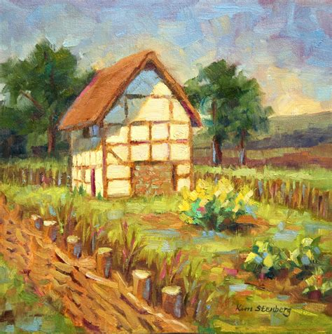 the cottage painting stenberg s painting journal quot cottage