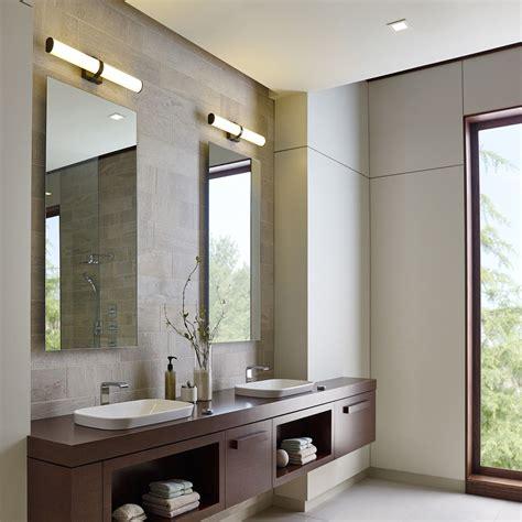 pin  ylighting  modern bathroom lighting ideas