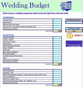 wedding budget template free iwork templates With whats a good budget for a wedding