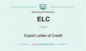 financial letter of credit definition 28 images exle With funding against letter of credit