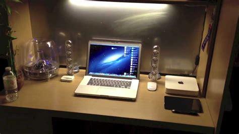 desk with led lights illume led desk lights new lights for randomrazrs desk