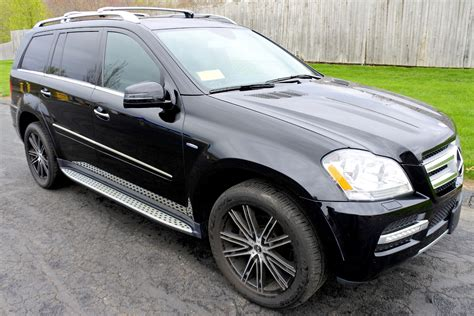 The gl is offered with three engines that are carried over from last year. Used 2012 Mercedes-Benz Gl-class GL350 BlueTEC 4MATIC For Sale ($18,880) | Metro West Motorcars ...