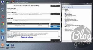Cara Flashing Vivo Y53 Bootloop Via Qfil  Tested 100