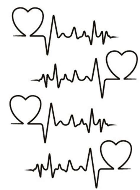 heartbeat tattoo ideas pinterest shape  ojays
