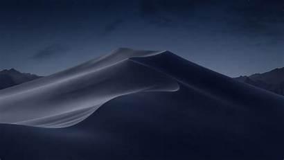 Mojave Macos Desert 5k Night 4k Wallpapers
