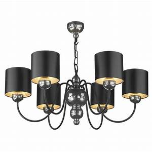 Pewter and black ceiling light garbo chandelier gothic