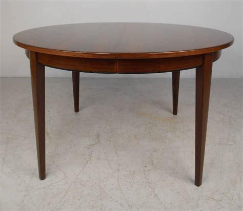 rosewood omann jun dining table and chairs at 1stdibs