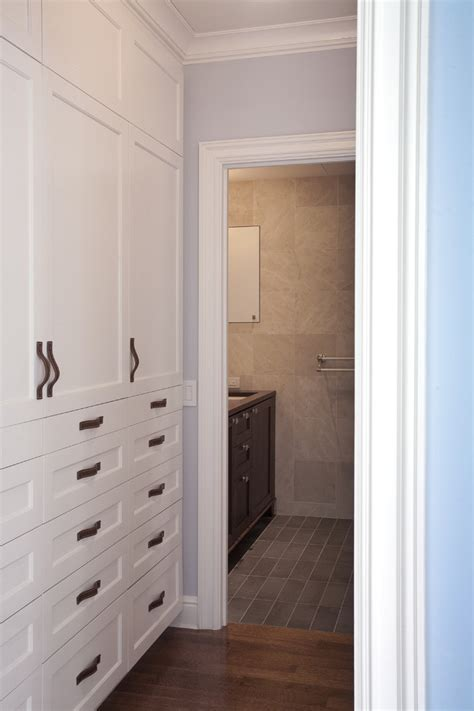 built in closet systems Closet Contemporary with walk in