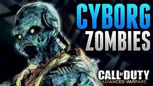 "Call of Duty: Advanced Warfare ""CYBORG ZOMBIES ..."