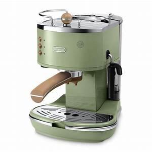 Delonghi Espresso Siebträgermaschine : delonghi ecov 311 gr icona vintage espresso cappuccino ~ A.2002-acura-tl-radio.info Haus und Dekorationen