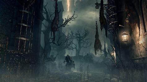 Fondos de pantalla 1920x1080 bloodborne Darkened city ...