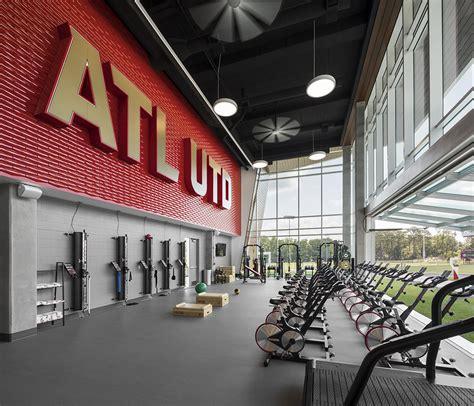 atlanta united training facility aia georgia