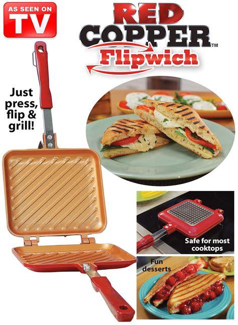 red copper flipwich amerimark